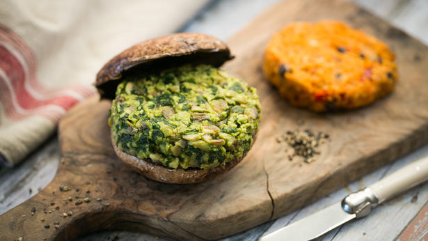 U.M.I Foods continues to innovate with launch of new Mushroom & Spinach Burgers in ASDA