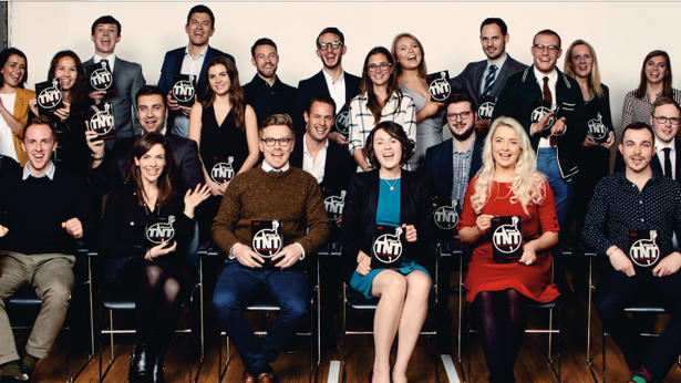 Top Night at The Grocer's Top New Talent – The Class of 2017