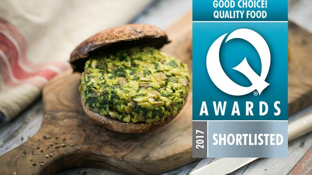 U.M.I Foods have been shortlisted in the Good Choice Awards 2017