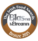 The Irish Food Awards – Blas na hÉireann – Bronze 2015